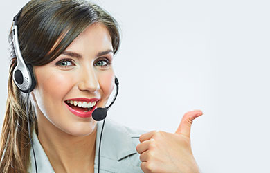 Tips for answering the telephone