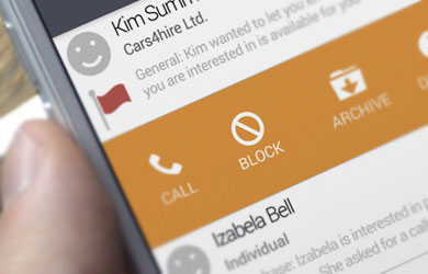 Nuisance calls are costly, but blocking them is easy